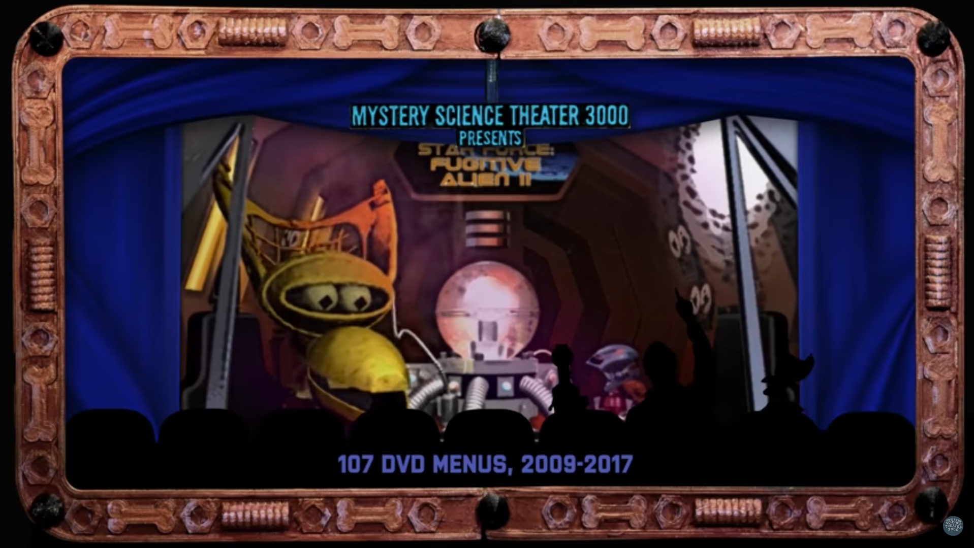 MST3K Monday: DVD Menu Mashup