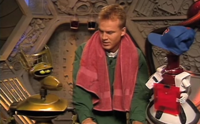 MST3K Monday: The Brain That Wouldn't Die