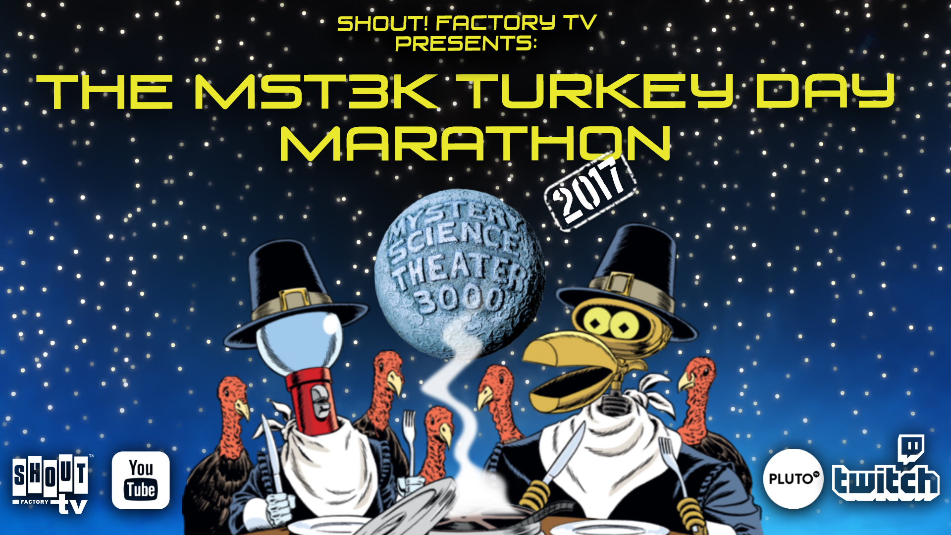 2017 Turkey Day Marathon