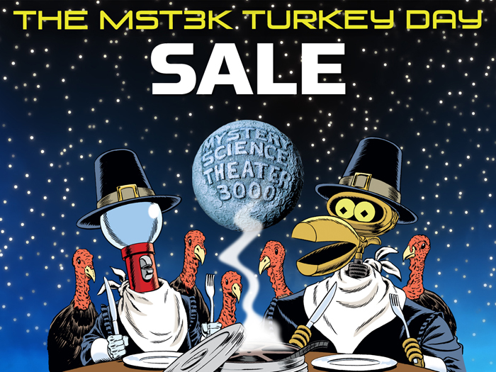 Turkey Day Sale