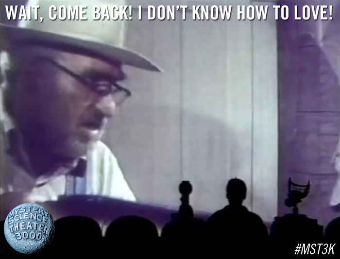 MST3K Monday: Attack Of The The Eye Creatures