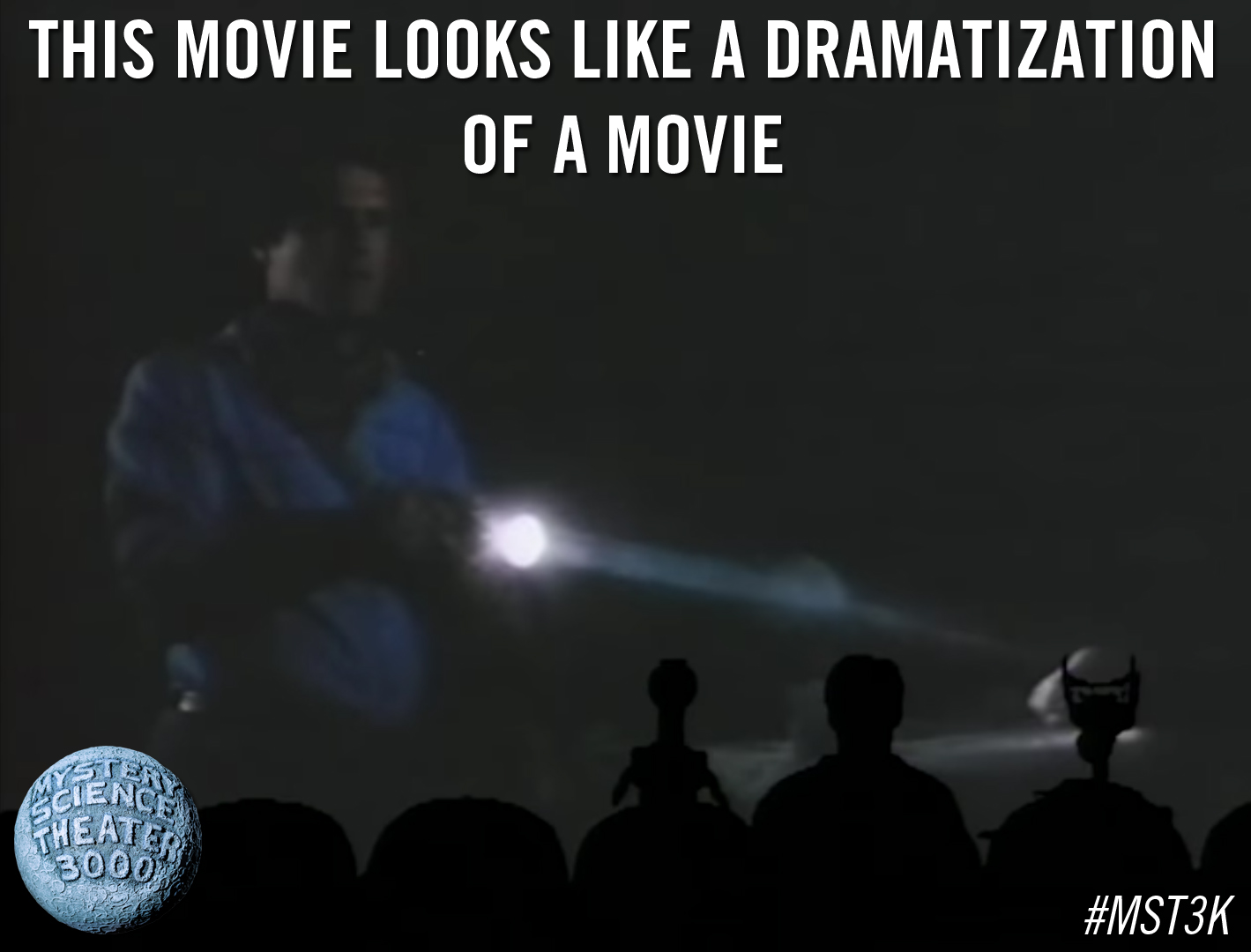 MST3K Monday: Being From Another Planet
