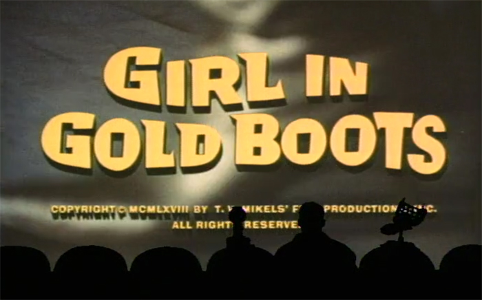 Crowback Thursday: Girl In Gold Boots (Full Episode)