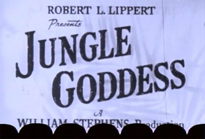 MST3K Monday: Jungle Goddess (Full Episode)