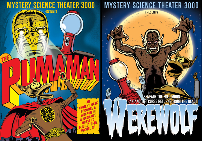 Watch Werewolf and The Pumaman on Shout! Factory TV
