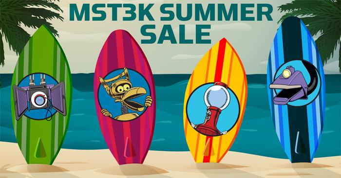 MST3K Summer Sale