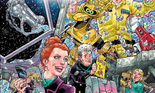 Dark Horse To Publish MST3K Comic Series