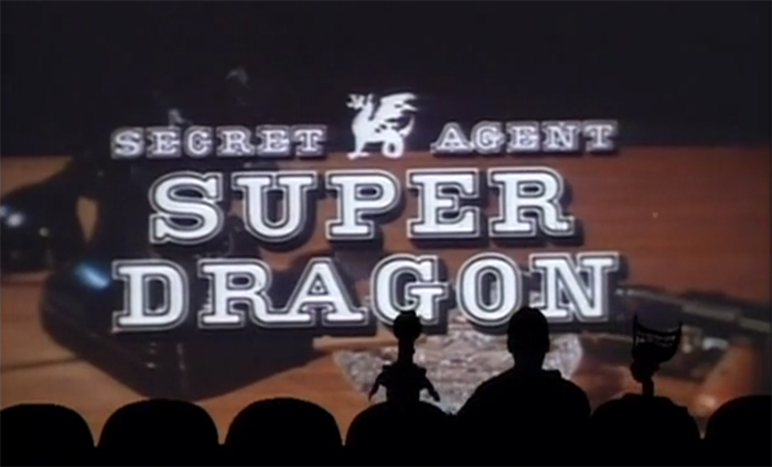 Crowback Thursday: Secret Agent Super Dragon (Full Episode)
