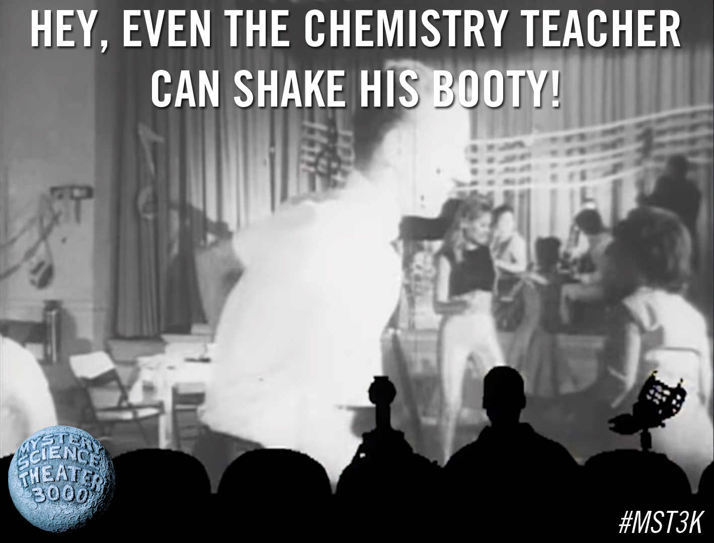 MST3K Monday: The Creeping Terror