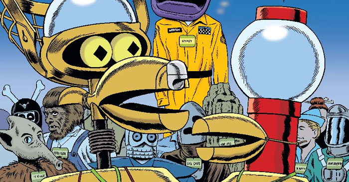 Get The MST3K Comic-Con Shirt