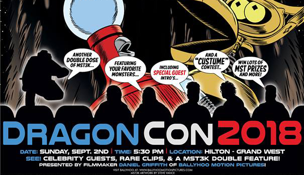 MST3K at Dragon Con