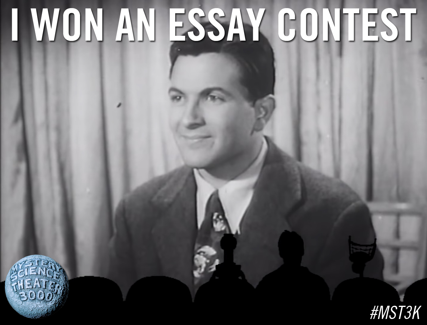 MST3K Monday: I Accuse My Parents