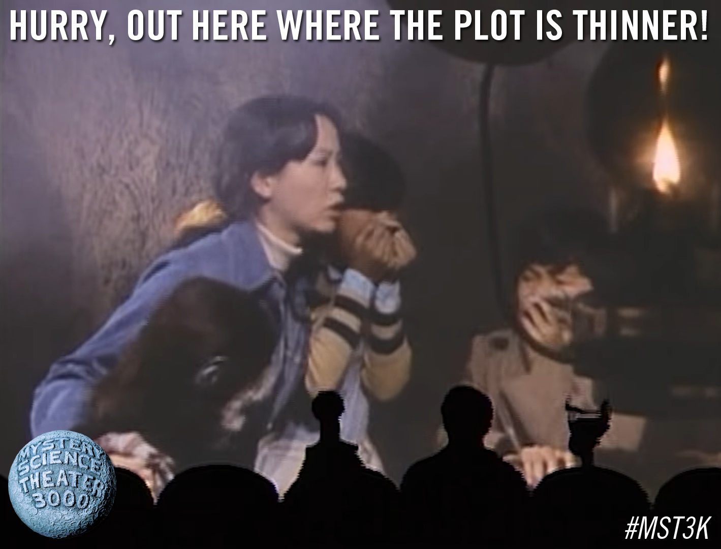 MST3K Monday: Time Of The Apes