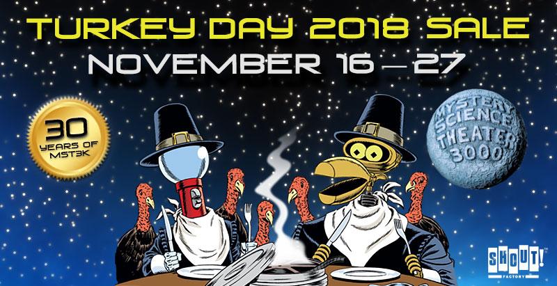 Turkey Day Sale + Marathon