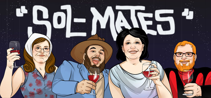 Check Out the SoL-Mates Podcast
