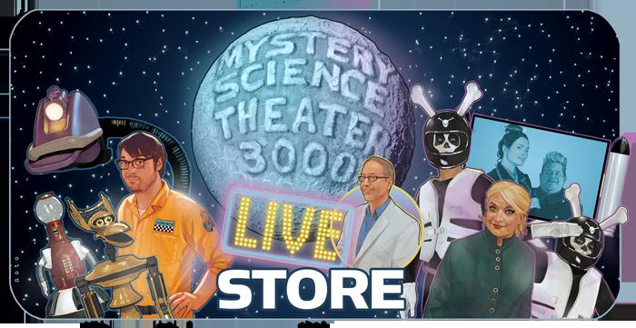 Live Tour Merchandise Online Store