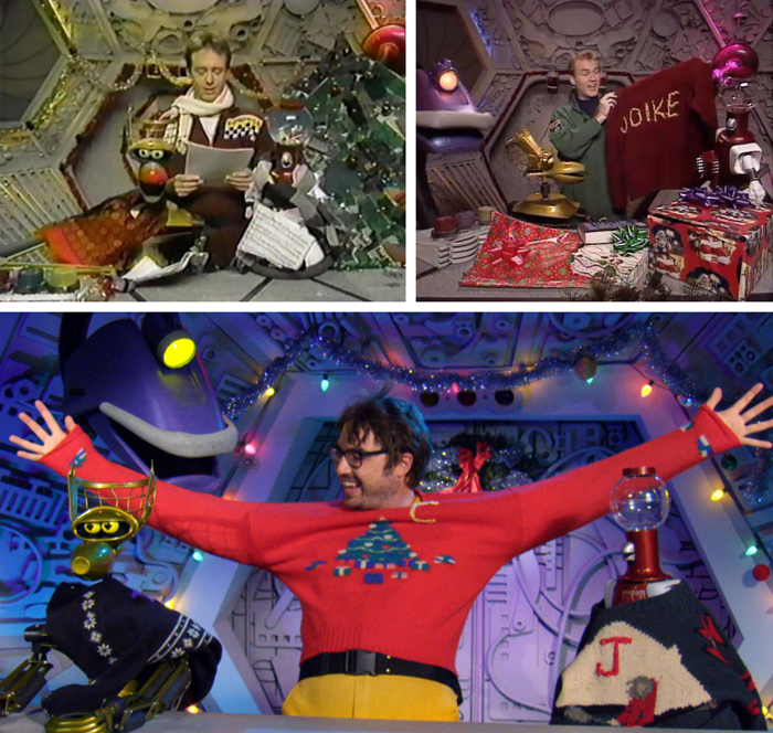 Get In The Spirit of the Season With Christmas MST3K Episodes
