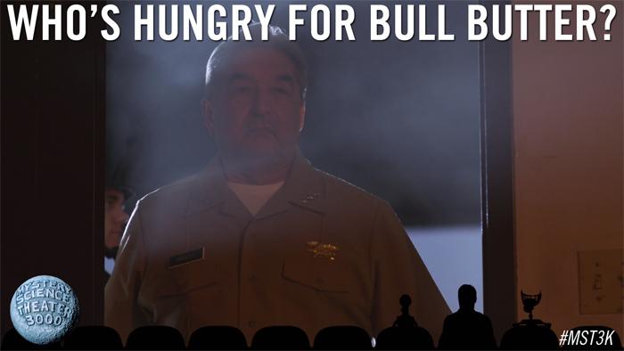 MST3K Monday: Bull Butter Edition