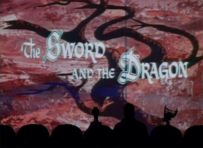 MST3K Monday: The Sword And The Dragon (Full Episode)