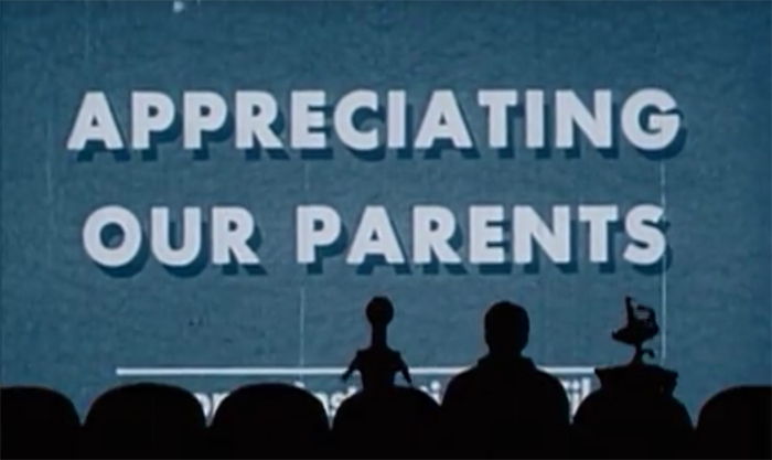 Crowback Thursday: Appreciating Our Parents