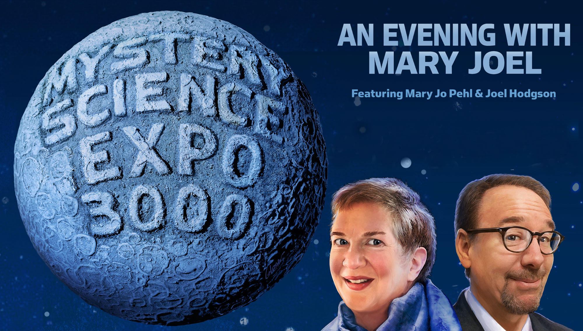 Mystery Science Expo 3000