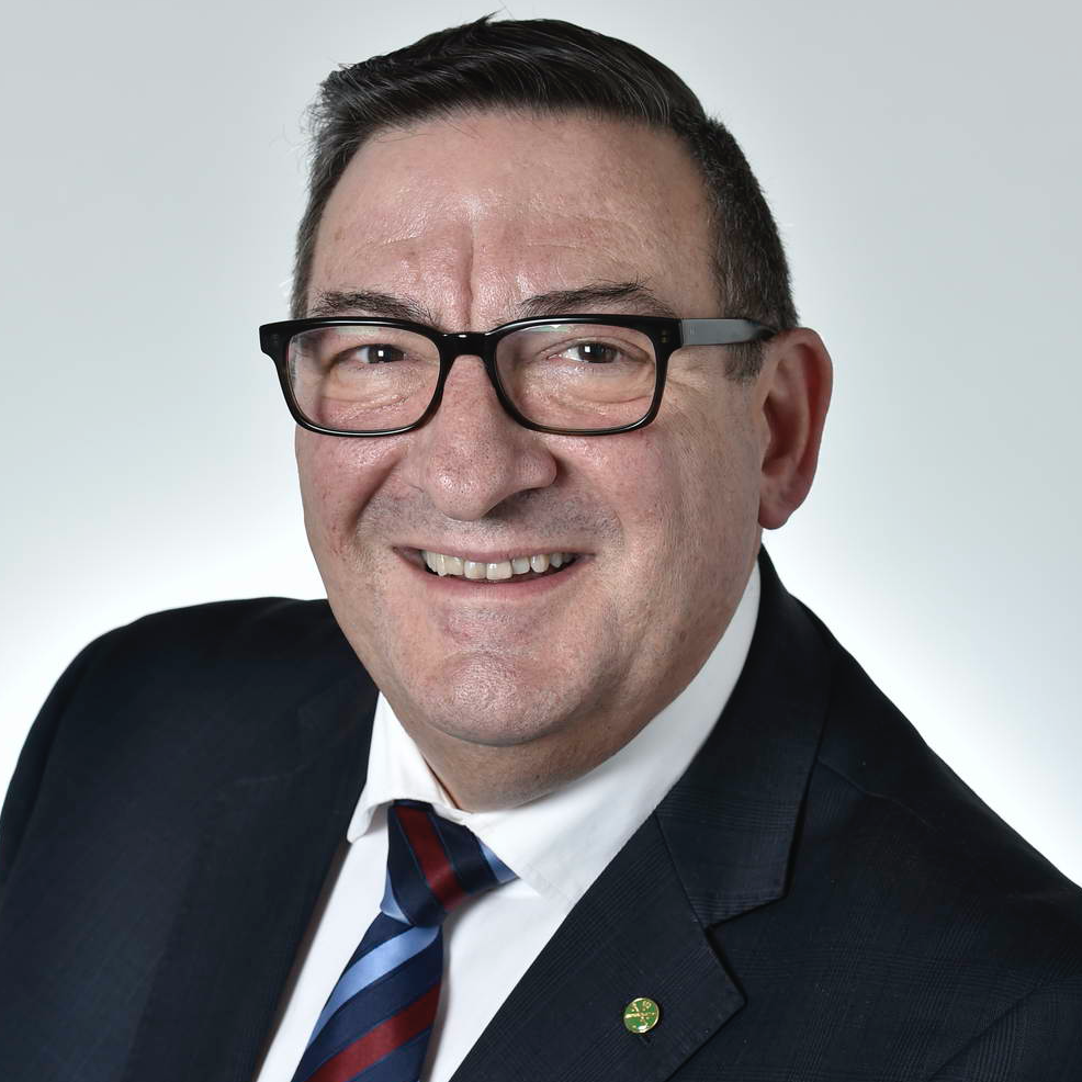 Steve Georganas (Labor) MP
