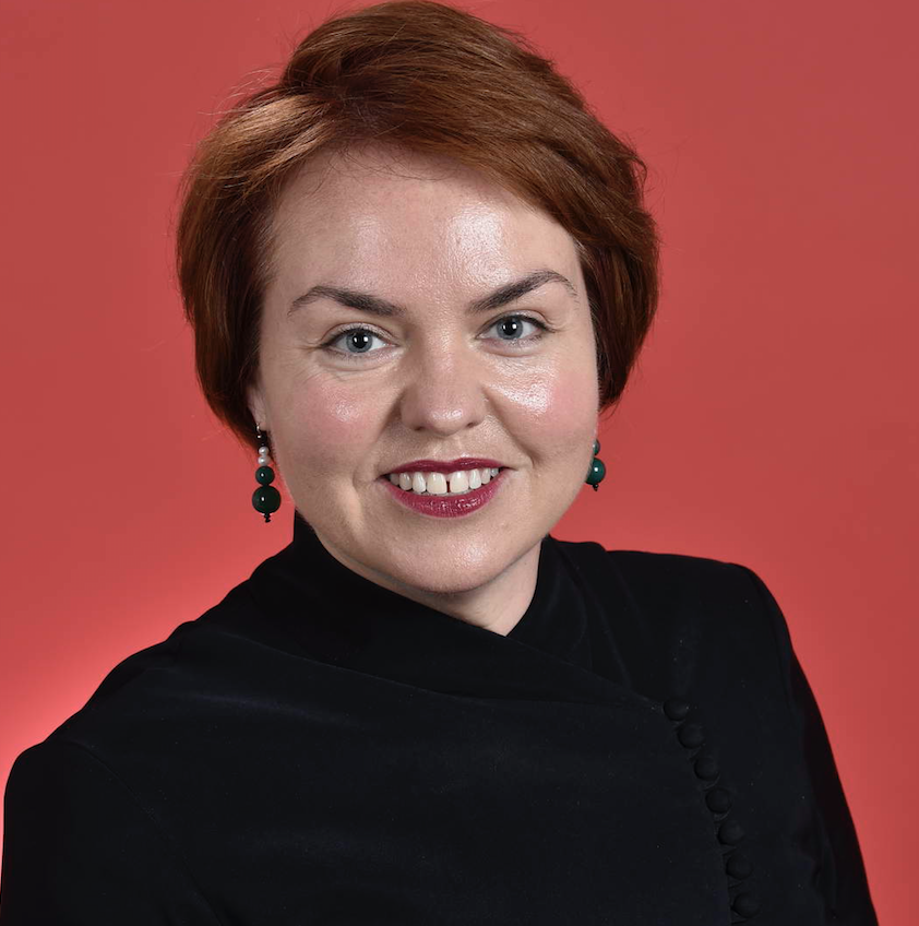 Senator for VIC Kimberley Kitching (Labor)