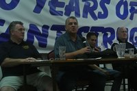 Image - Ray Familathe ILWU at WA Branch Conf 2013