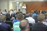 Image - Warren Smith Addresses Natl Safety Conf 2012