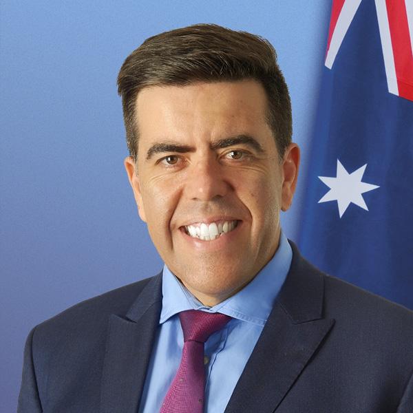 Milton Dick (Labor) MP