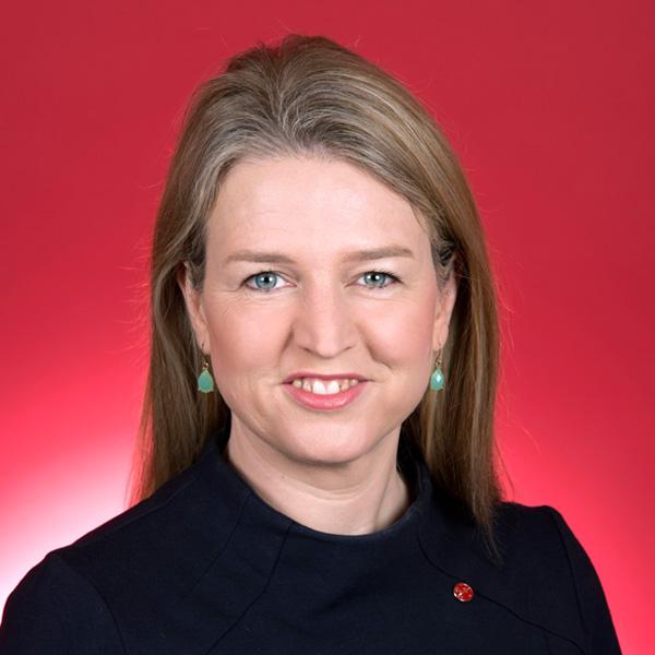 Senator for WA Louise Pratt (Labor)