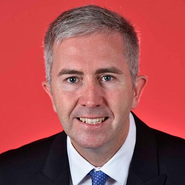 Senator for QLD Anthony Chisholm (Labor)
