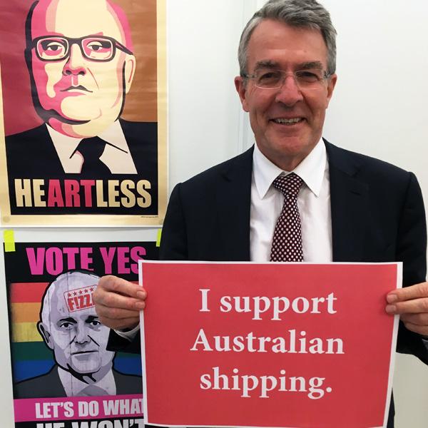 Hon Mark Dreyfus QC (Labor) MP