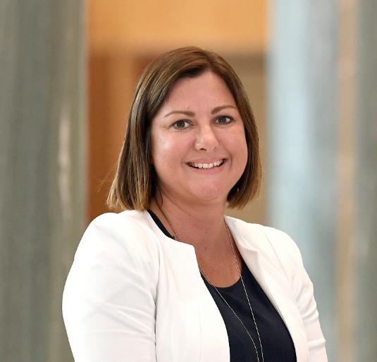 Kristy McBain (Labor) MP