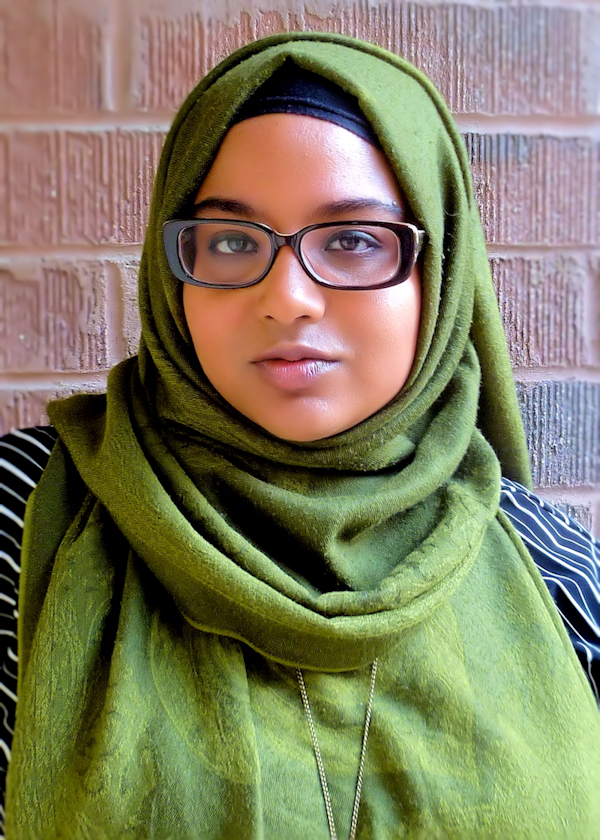 Headshot of Namira Islam
