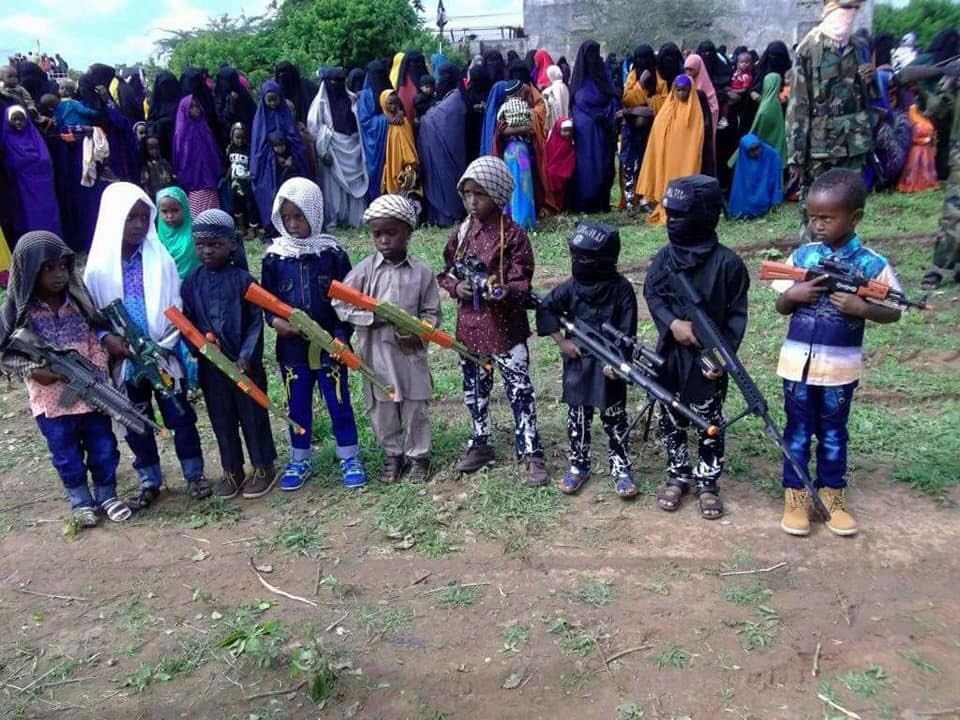 Child labor resourceful for Al-Shabab fight