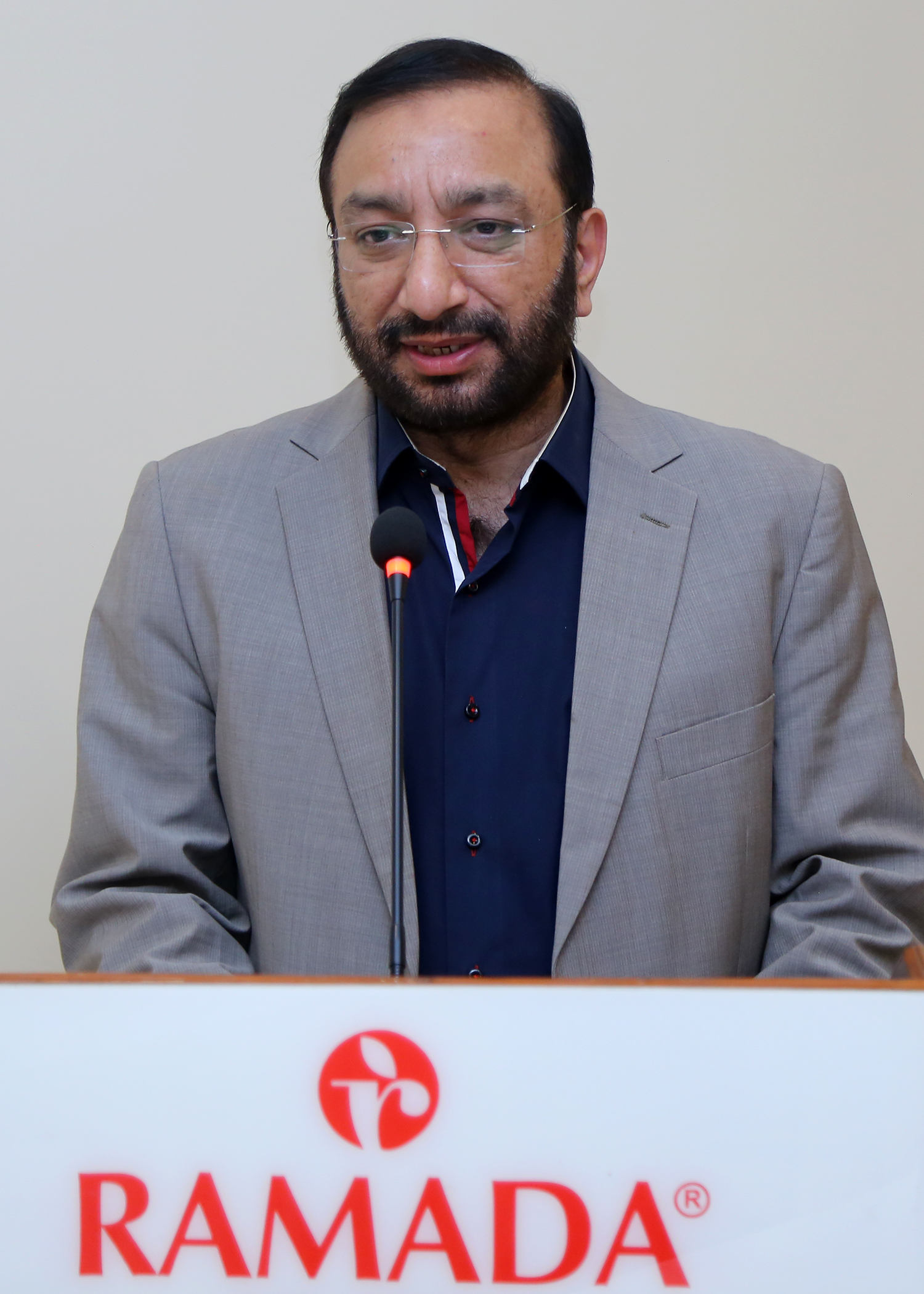 Dr. Rana Altaf, Executive Director, Chaudry Pervaiz Ilahi, Institute of Cardiology