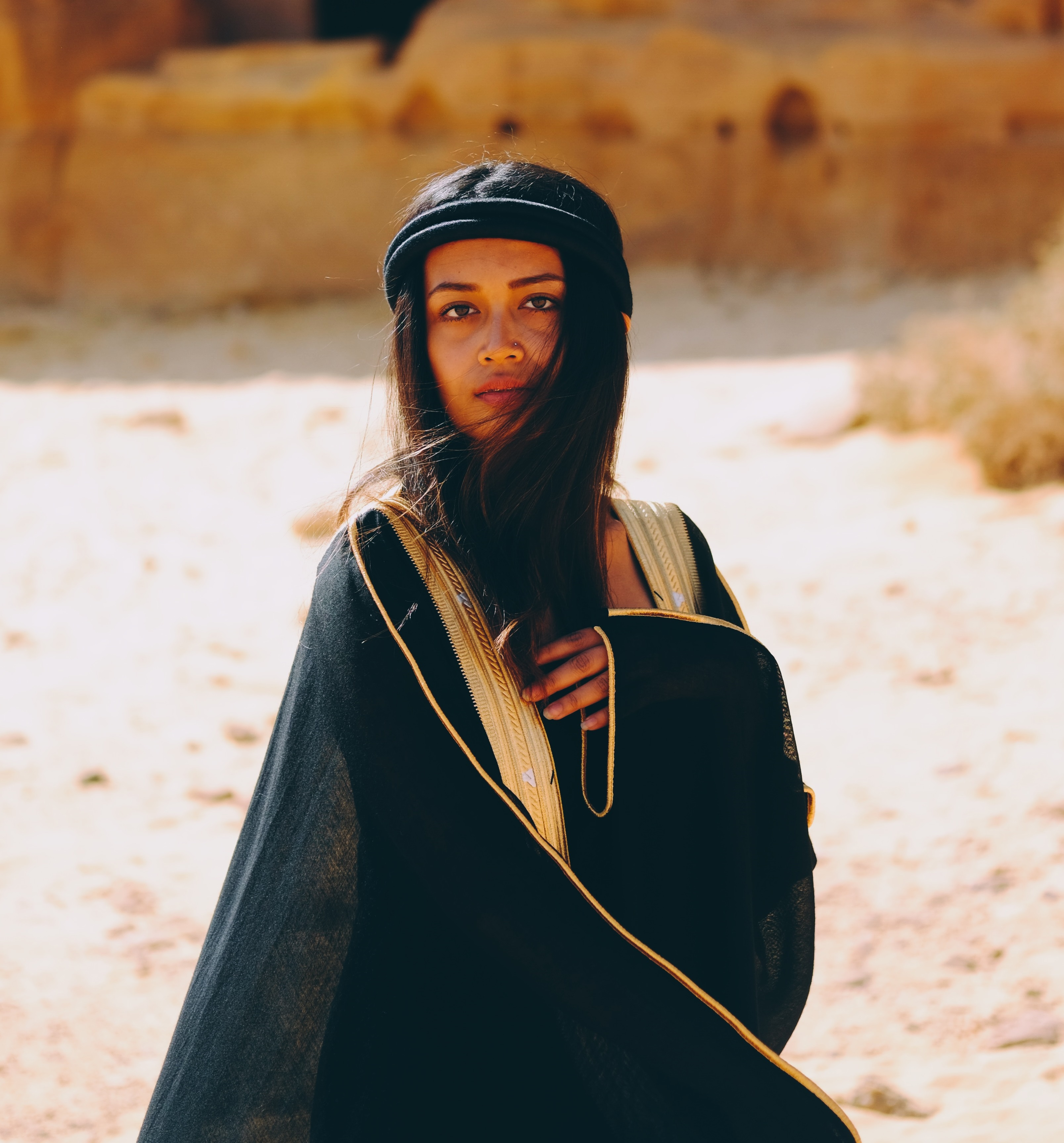 A Young Woman from Saudi, a Backpack and the Determination to Explore the World Solo