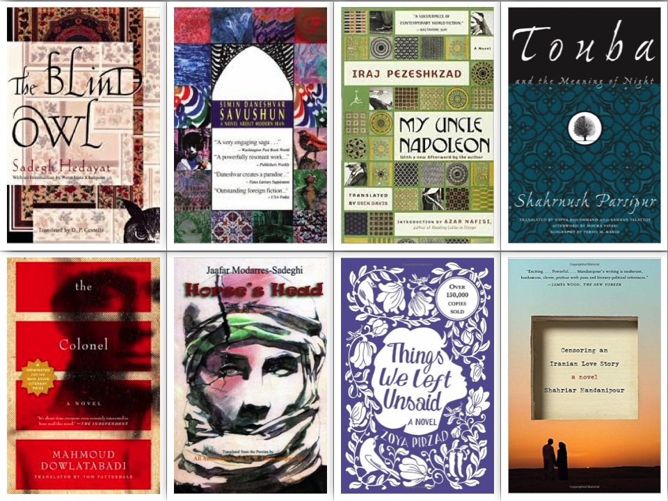 Modern Iran Through Its Novels