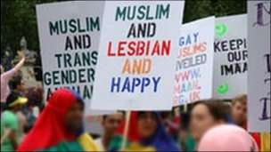 There is growing visibility of gay Muslims in Britain, although not all are confident about coming out