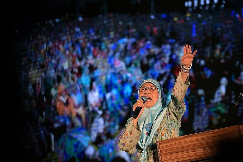 Wan Azizah leads charge that could make her first female DPM