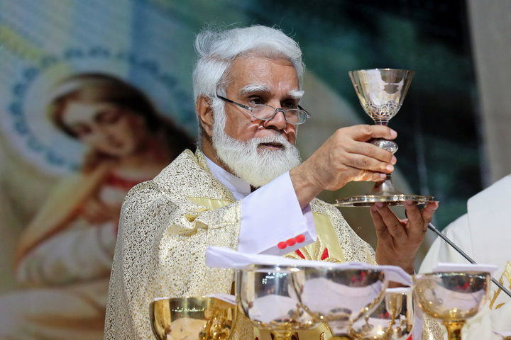 Pope Francis Chooses Pakistani Catholic Leader As 1 Of 14 New Cardinals