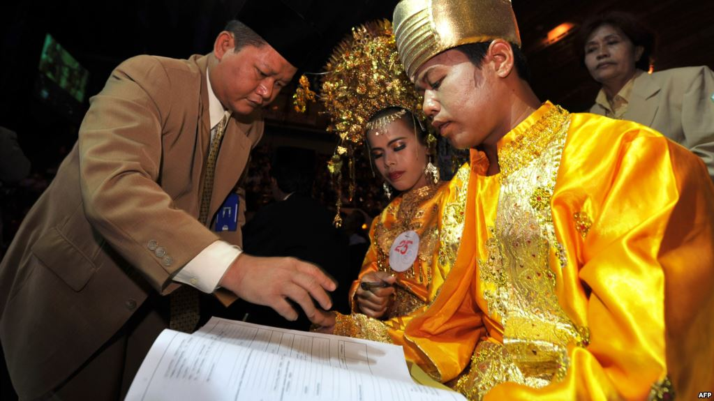 In Indonesia, Interfaith Marriage is Legal - But With Many Obstacles