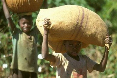 About two million Ghanaian children affected by child labour