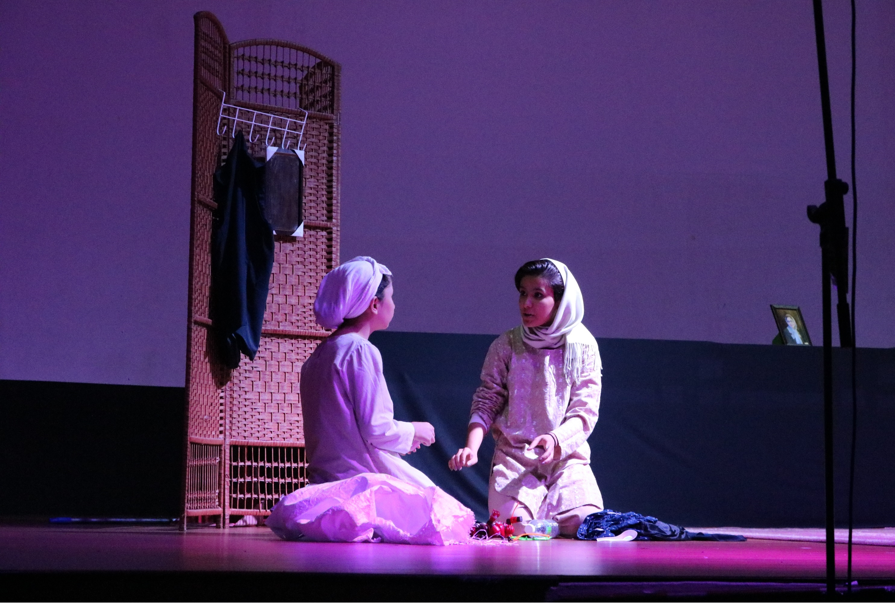 A Story of Despair but Also of Hope From an Afghan Refugee Theatre Group