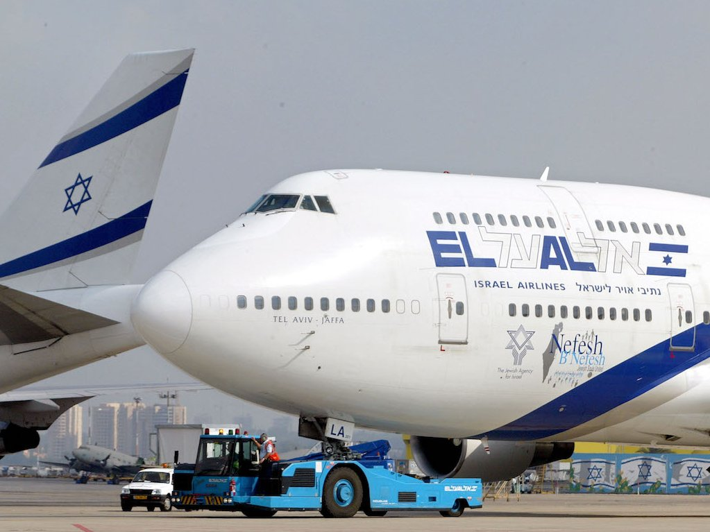 This Israeli airline says it will no longer accommodate Orthodox Jewish men who refuse to sit next to women