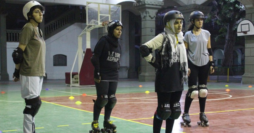 Lebanon's First Female Roller Derby Team is Fearlessly Pushing Boundaries