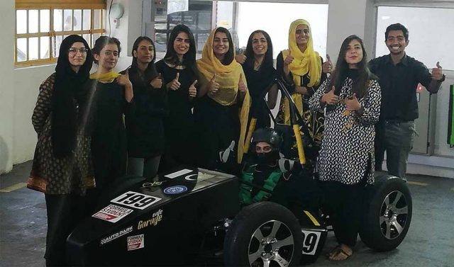 Pakistani all girls team builds Formula-1 car, breaking stereotypes in the world of motor sports