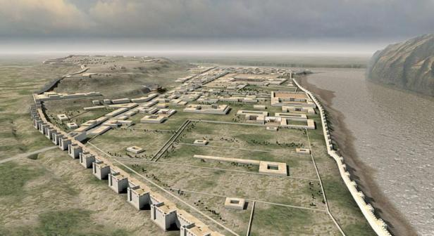 Ai-Khanoum: A Greek city in north-east Afghanistan  Alexander Hamer