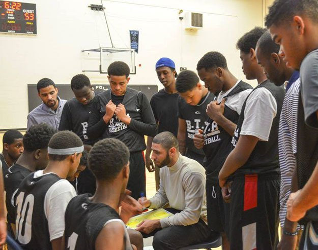 Kashmiri Adeel Sahibzada found basketball bliss in Canada